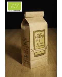 Café Pérou Organique Be Bio 02 Fairtrade Rain Forest  500g
