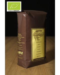 Café Pérou Organique Be Bio 02 Fairtrade Rain Forest  1kg