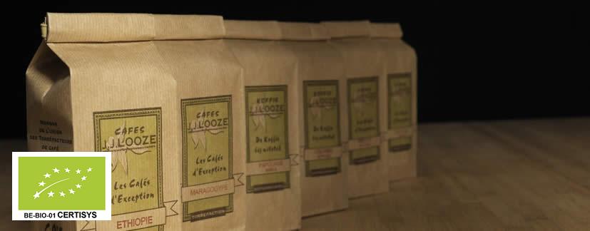 Les cafés bio